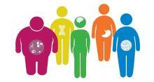 Logo 8ª Jornada de Investigación del Instituto Catalán de la Salud